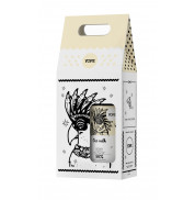 Подарочный набор Укрепляющий Шампунь и кондиционер для волос Овсяное молочко Yope