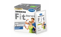 Закваска FIT-Йогурт, ТМ Vivo 1 пакетик