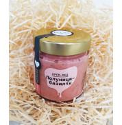 Крем-мед клубника-базилик, BDJO.honey 300г