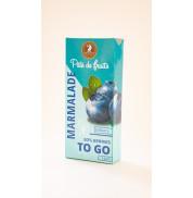 Мармелад Pate de fruits Черника Сладкий мир 120 г