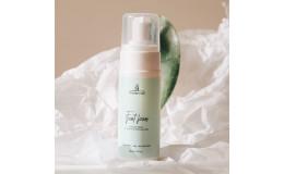 """Пенка для очищения жирной и склонной к высыпаниям кожи с АHА-кислотами """"Fruit foam"""" Ptichkin Sad 150мл"""
