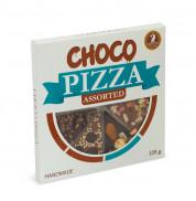Шоколадная пицца Choco Pizza ассорти Сладкий мир 120г