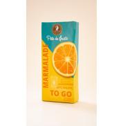 Мармелад Pate de fruits Апельсин Сладкий мир 120 г