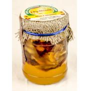 Мед с яблоком, Эко-медок 320г