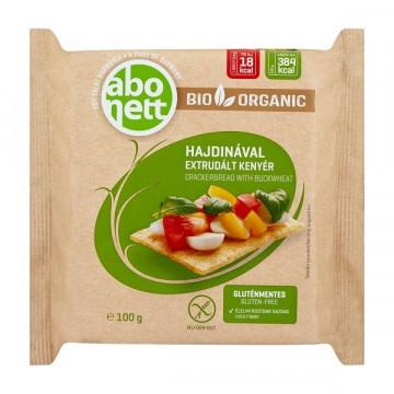 Хлебцы кукурузно-гречневые без глютена Abonett 100 гр