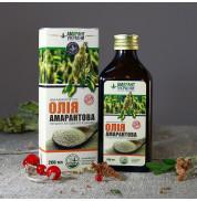 Масло амаранта первого холодного отжима Амарант Украины