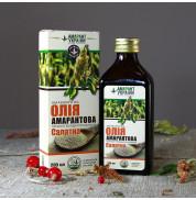 Масло амаранта салатное Амарант Украины 200 мл