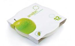 Биоразлагаемая одноразовая посуда Тарелки для фруктов Amelon