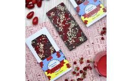 Шоколад на кэробе без сахара С кизилом и киноа August 100 гр
