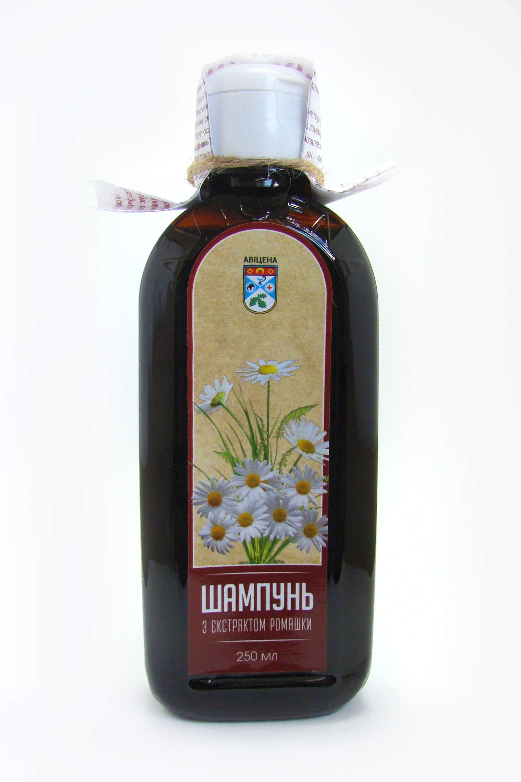 Шампунь с экстрактом ромашки Авиценна 250 мл