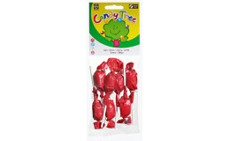 Конфета леденец на палочке Вишня Candy Tree 10 г
