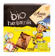 Печенье Квадратное пшеничное Bio Ania 100 г