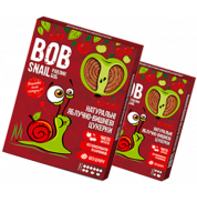 Пастила Яблоко - вишня Bob Snail