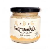 Паста из орехов кешью Burunduk 180 г