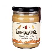Арахисовая паста с кусочками арахиса Burunduk