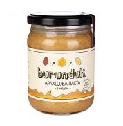 Арахисовая паста с мёдом Burunduk