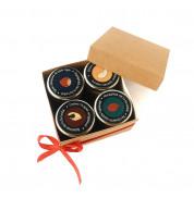 Подарочный набор Четыре малютки Burunduk