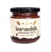 Шоколадно-ореховая паста Burunduk 180 г