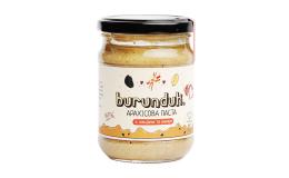 Арахисовая паста со специями и изюмом Burunduk