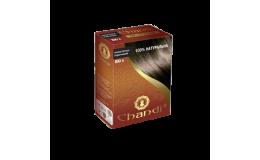Краска для волос Хна лечебная цвет Коричневый Chandi 100 г