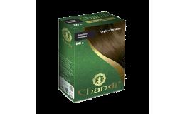 Краска для волос Хна органик цвет Коричневый Chandi 100 г