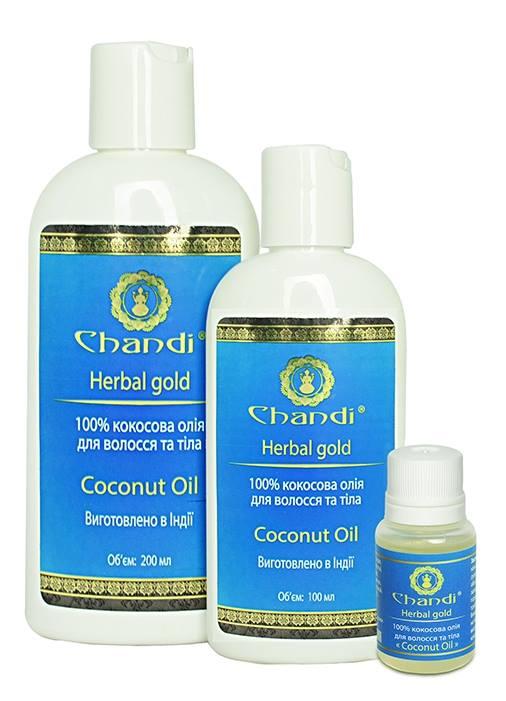 Кокосовое масло Chandi