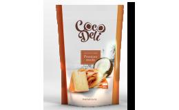 Кокосовые чипсы с сыром пармезан Coco Deli 30 г
