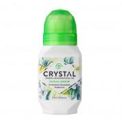 Дезодорант роликовый с ароматом ванили и жасмина Crystal 66 мл