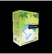 Порошок стиральный универсальный с запахом белых цветов Royal Powder 1 кг