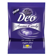 Конфеты DEO парфюмированные Лаванда Без сахара 60 гр