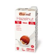 Молоко из фундука без сахара EcoMil 1 л