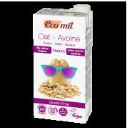 Молоко овсяное без сахара EcoMil 1 л