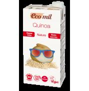 Молоко из киноа с сиропом агавы EcoMil 1 л