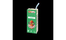 Молоко миндальное с сиропом агавы EcoMil 200 мл