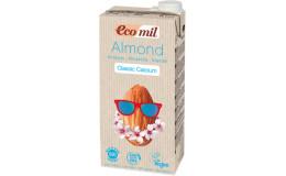 Молоко миндальное с кальцием EcoMil 1 л
