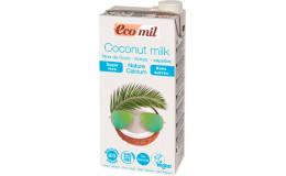 Молоко кокосовое c кальцием EcoMil 1 л