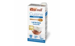 Сливки кокосовые  EcoMil