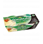 Органический растительный десерт из миндаля с сиропом агавы NaturGreen 2 х 125 г