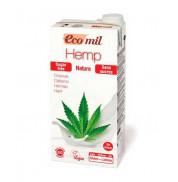 Молоко конопляное без сахара EcoMil 1 л