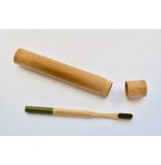Чехол для зубной щетки из бамбука Ecopanda