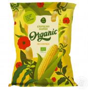Палочки кукурузные органические Экород 50 г