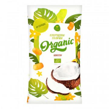 Палочки кукурузные органические кокосовые Экород 70 г