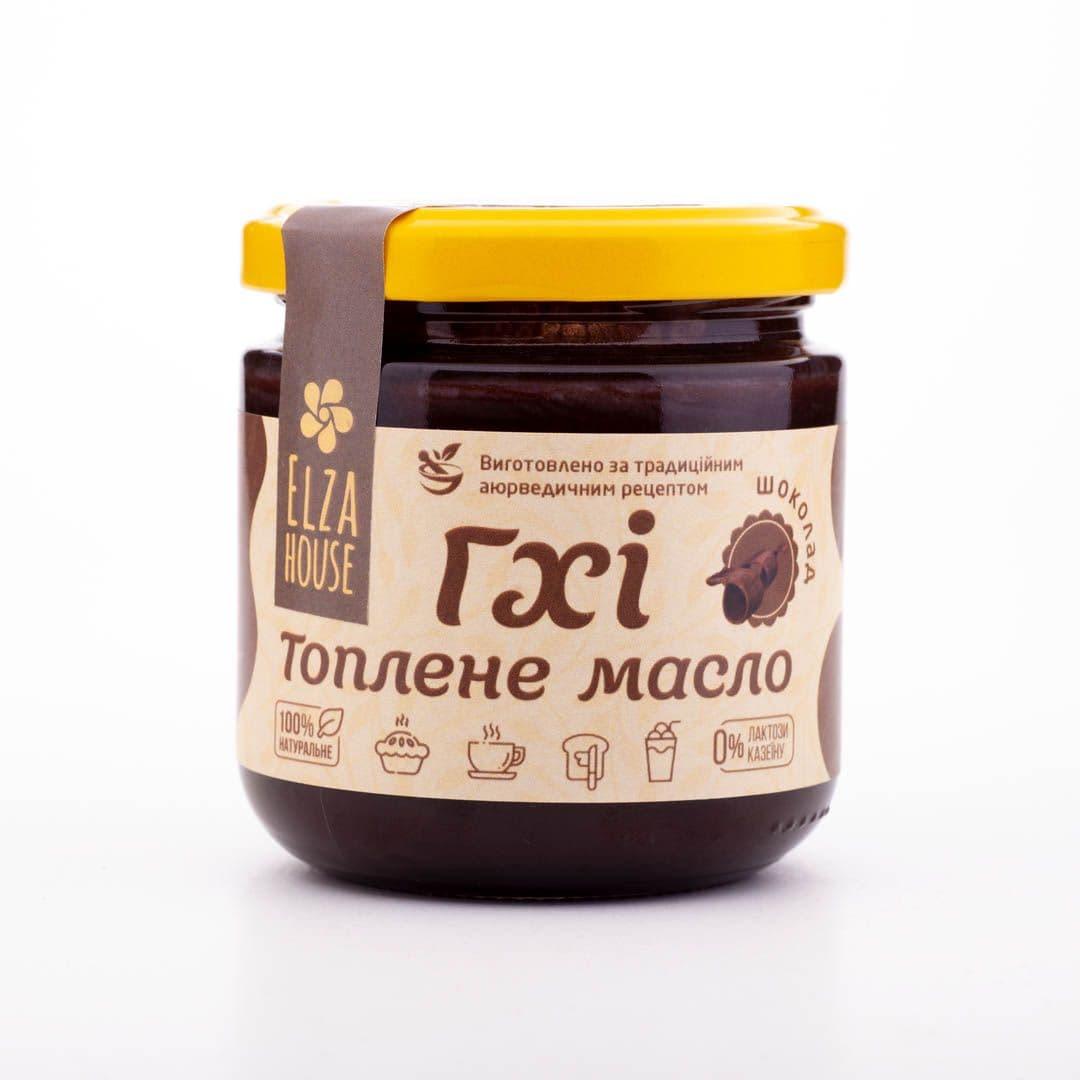 Масло Гхи от Эльзы шоколадное 200 г