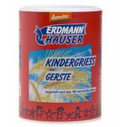 Ячмень органические Киндер среднего помола Erdmann Hauser 500 г