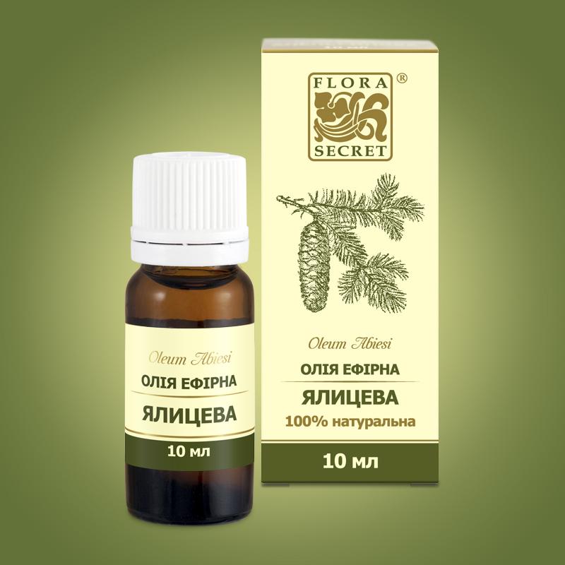 Эфирное масло пихты Flora Secret 25 мл