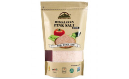 Соль розовая гималайская Мелкий помол Himalayan Chef 227 грамм