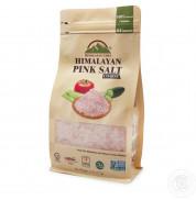 Соль розовая гималайская Крупная Himalayan Chef 227 грамм