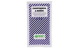 Батончик Смородина-Кокос Igreen 40 г