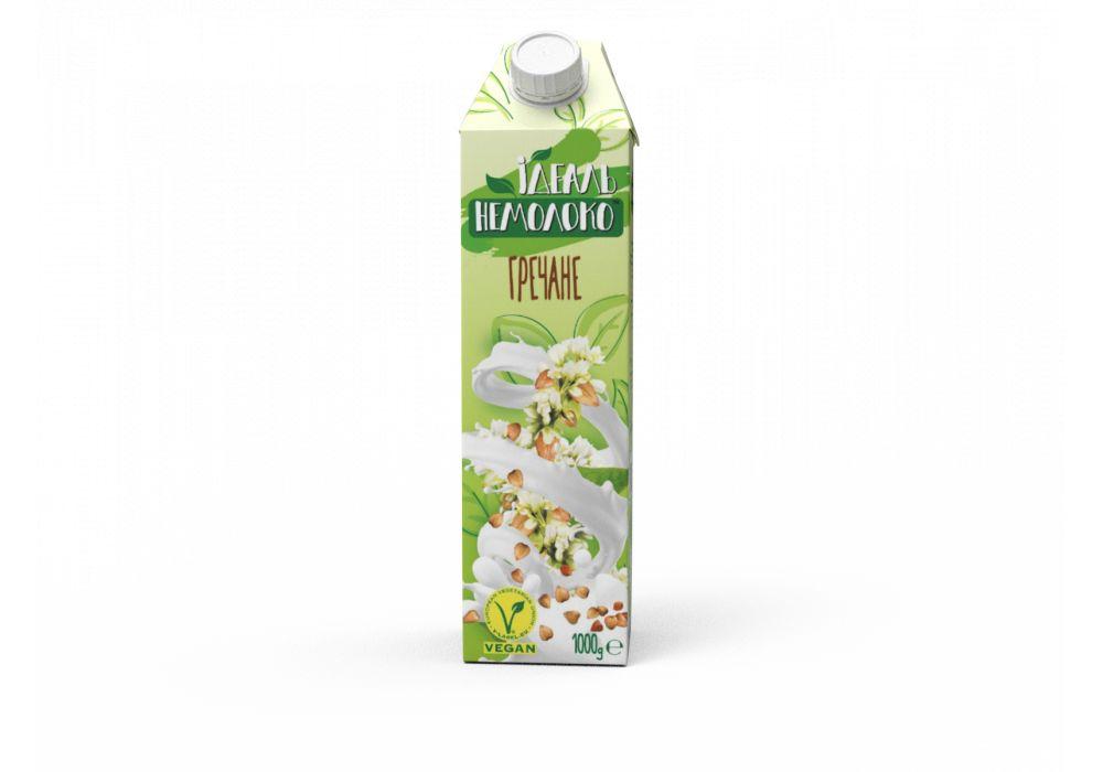 Молоко гречневое Идеаль Немолоко 250 мл