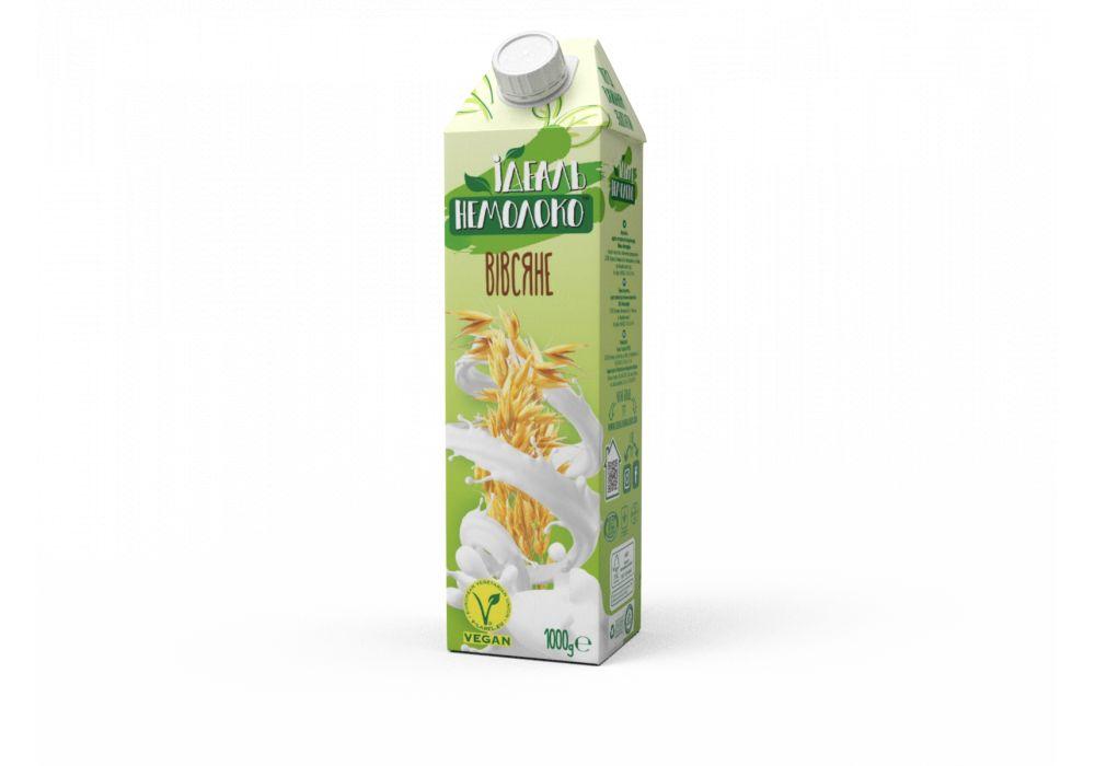 Молоко овсяное Идеаль Немолоко 250 мл